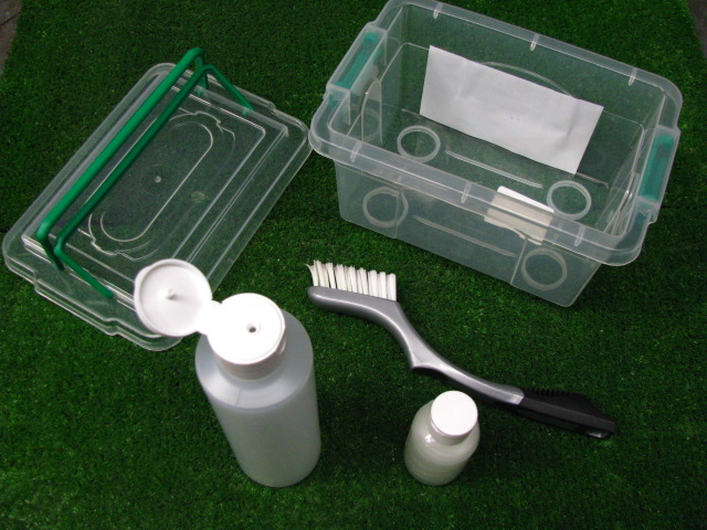 Plaque Cleaning Kit 011